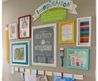 25+ Best Ideas About Display Kids Art On Pinterest