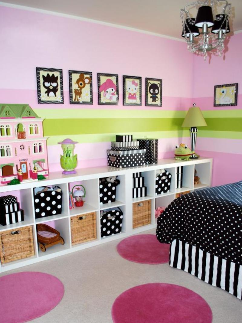 Playroom Decorating Ide, 10 Decorating Ideas For Kids' Rooms