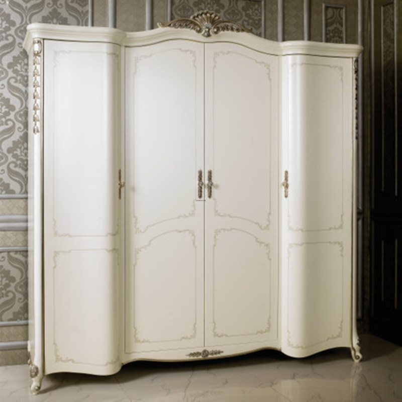 White Wardrobe Closet, Buy Jin Fang Special European White Wardrobe Closet Wood Bedroom Furniture Relief Four Simple Wardrobe In Cheap Price On Alibaba.Com