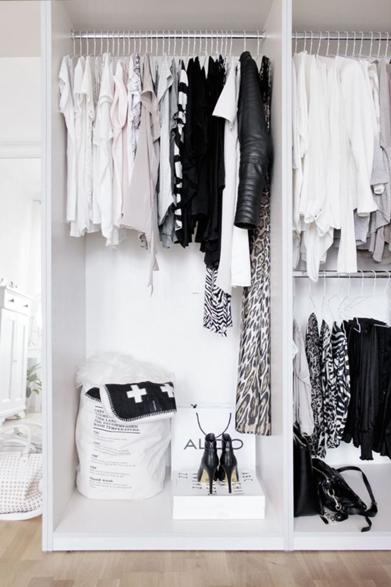 White Wardrobe Closet, 25+ Best Ideas About White Wardrobe Closet On Pinterest