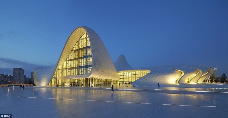 Architecture Buildings, Riba Shortlists 30 Buildings For Worlds Best Architecture