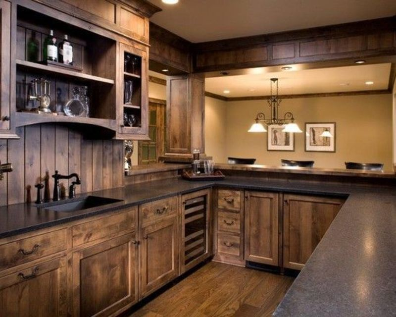 Rustic Kitchen Ideas, 25+ Best Ideas About Rustic Kitchen Design On Pinterest
