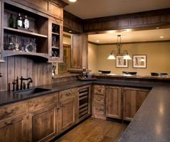 25+ Best Ideas About Rustic Kitchen Design On Pinterest