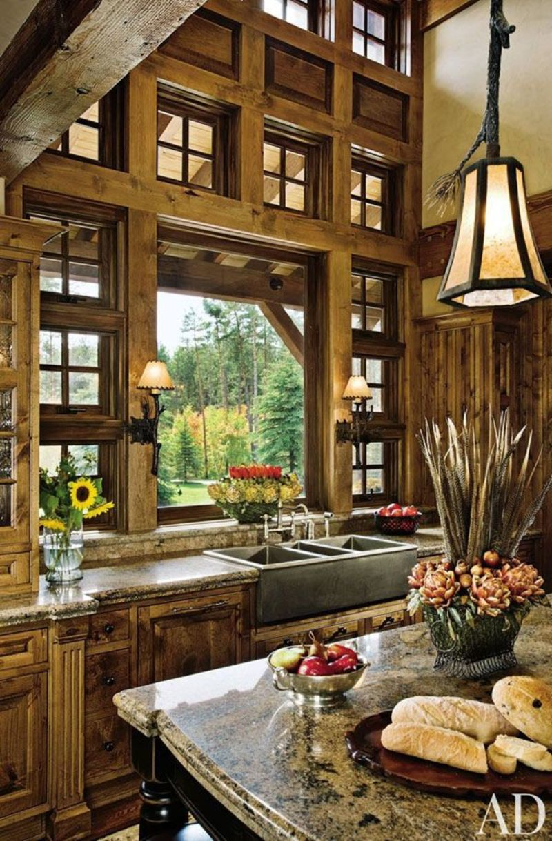 Rustic Kitchen Ideas, 25+ Best Ideas About Rustic Kitchens On Pinterest