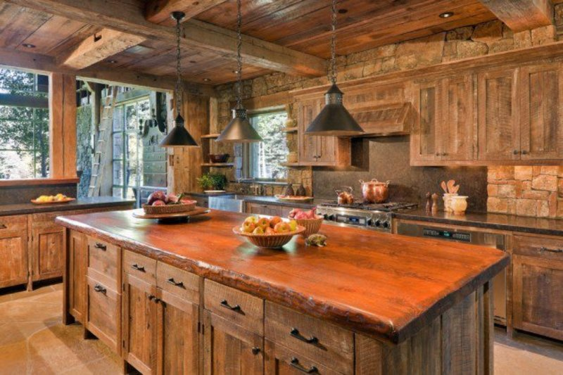Rustic Kitchen Ideas, Pleasurable Rustic Kitchen Ideas Remarkable Design 295 Best Images About Rustic Kitchens On Pinterest