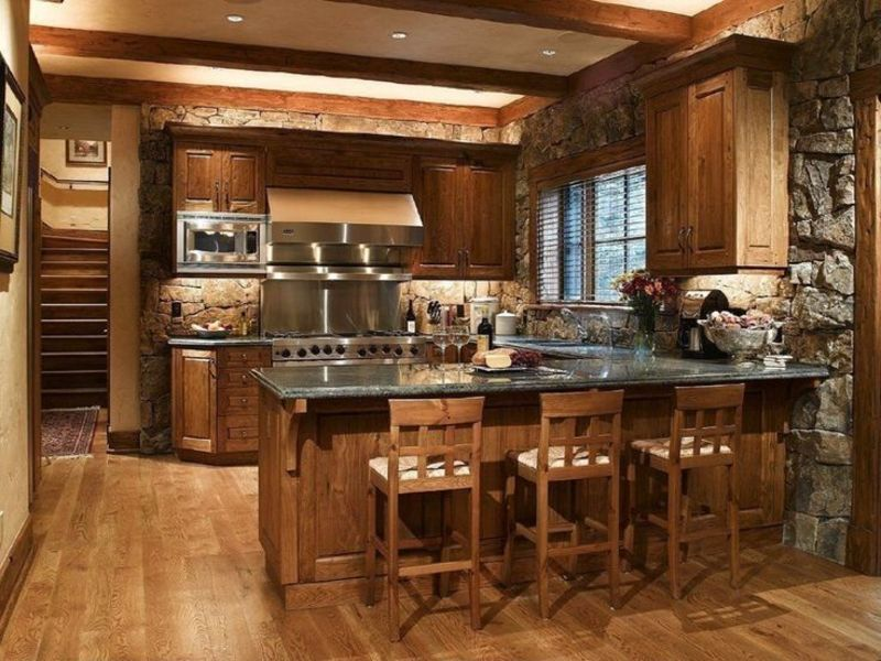 Rustic Kitchen Ideas, 298 Best Images About Rustic Kitchens On Pinterest