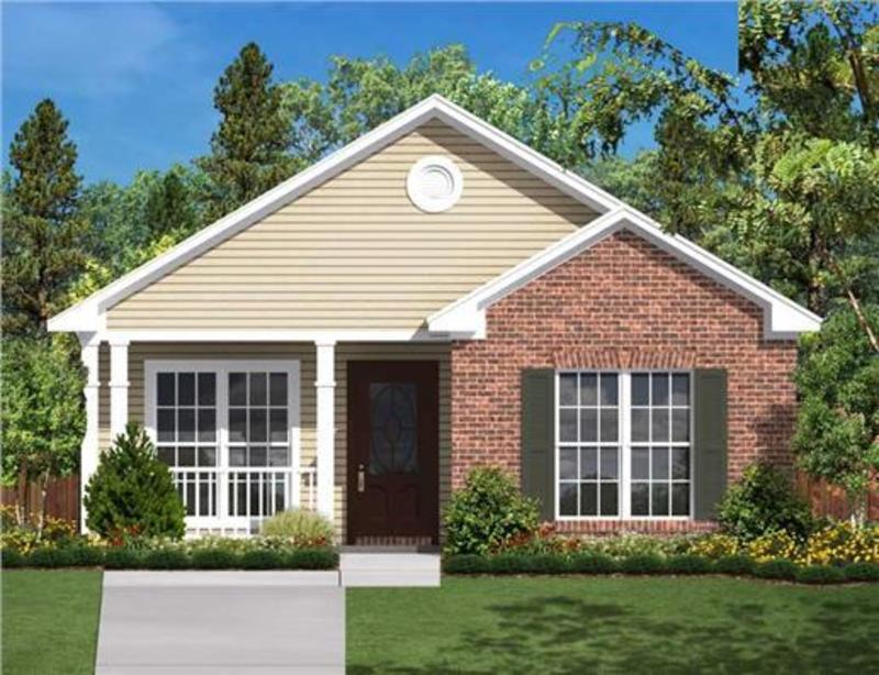 Small Home Designs, Small Home Plans Appeal To The Younger Generation