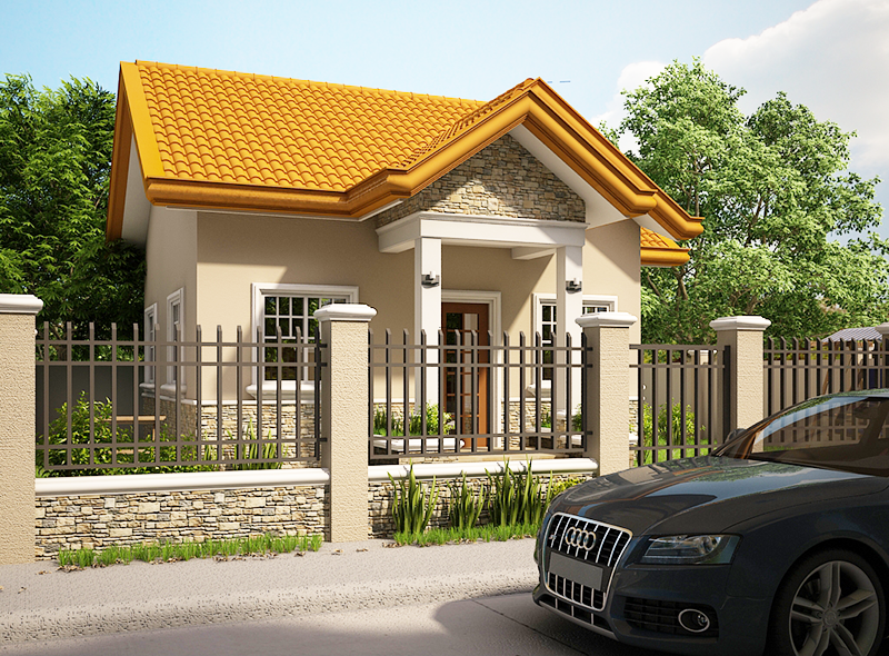 Small Home Designs, Small House Design Shd