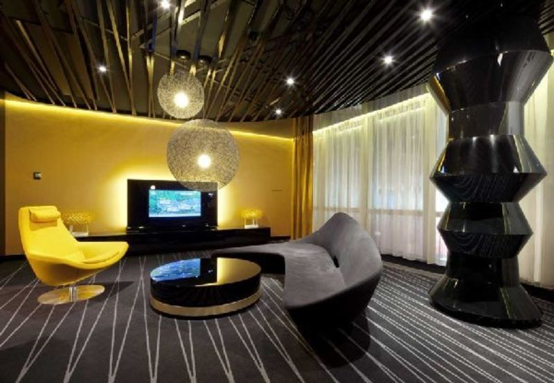Modern Waiting Area Design, Home Trends