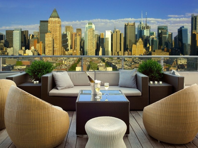 Rooftop, 11 Best Rooftop Bars In New York City