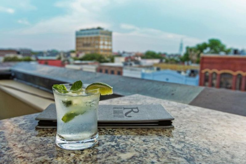 Rooftop, The Vendue