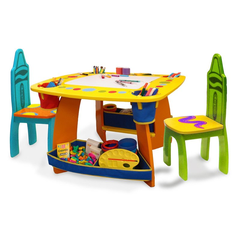 Chairs For Kids, Nickelodeon Spongebob Activity Table And Chair Set