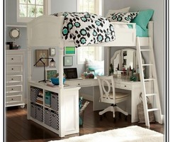 Chelsea Vanity Loft Bed On Sale