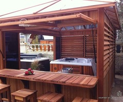 Cedarwood Gazebos