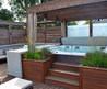 15 Hot Tub Deck Surround Ideas