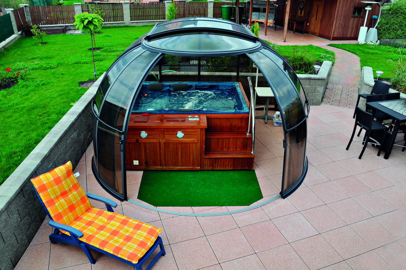 Hot Tub Encloser, Advantages Of Hot Tub Enclosures By Ipc Team.