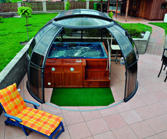 Advantages Of Hot Tub Enclosures By Ipc Team.