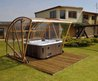Spa Enclosures Hot Tub Enclosures Idea Image
