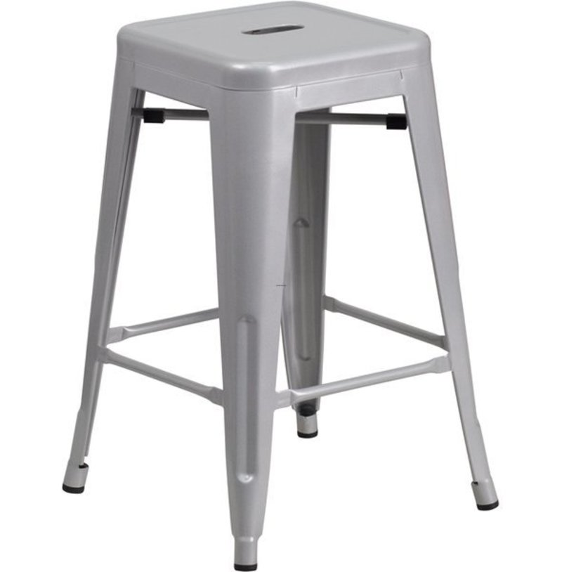 "Barstool Pictures, Trent Austin Design Lompoc 24"" Bar Stool & Reviews"