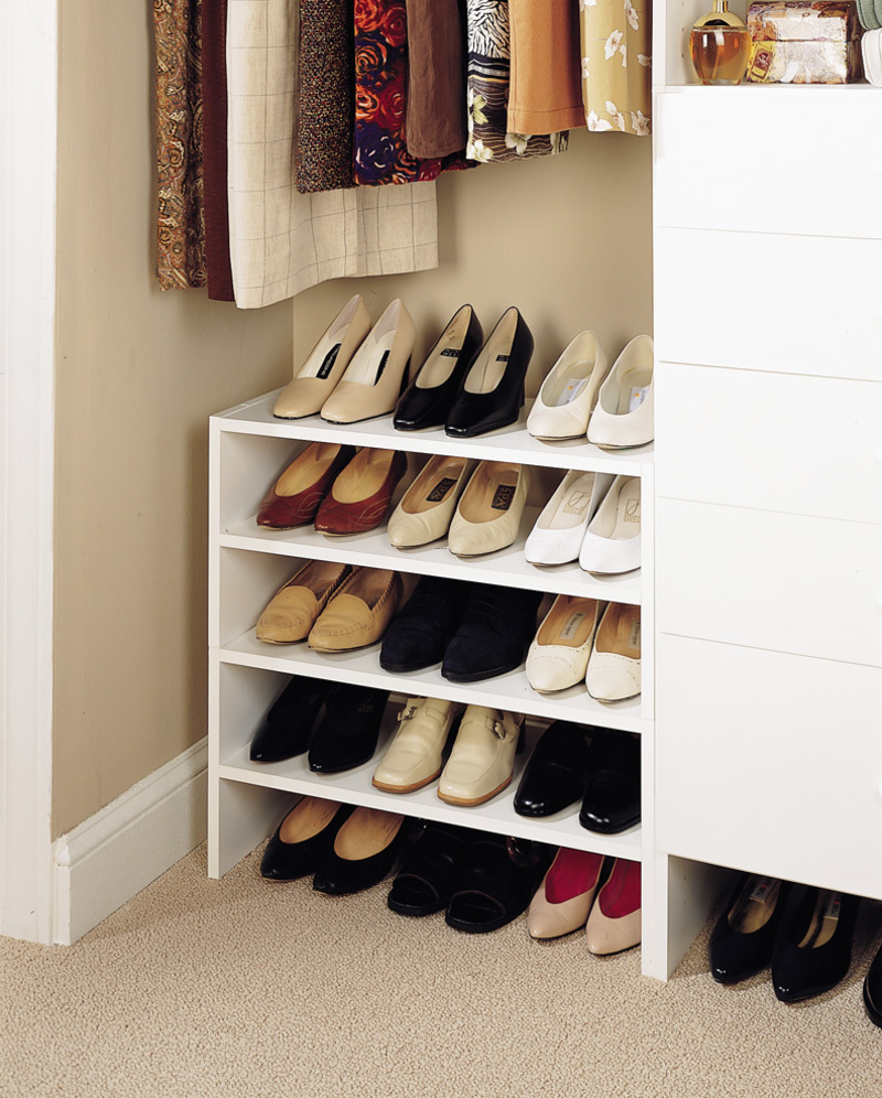 Cabinet Shoe Organizer, Shoe Racks And Organizers