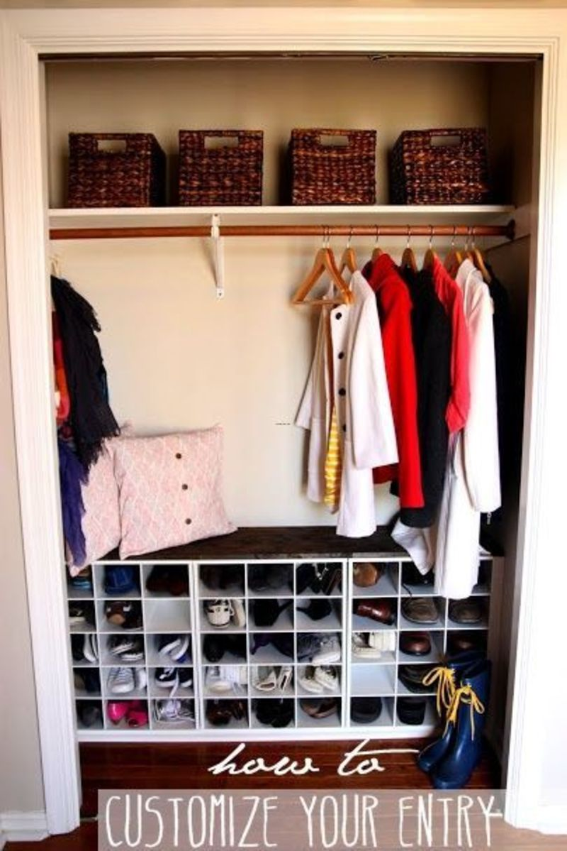Cabinet Shoe Organizer, Best 25+ Shoe Organizer Closet Ideas On Pinterest