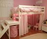 Best 25+ Girl Loft Beds Ideas On Pinterest