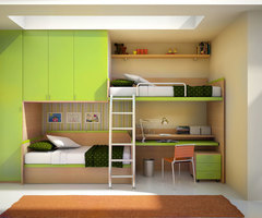 72+ Beautiful & Modern Bunk Beds For Adults 2016