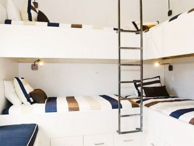 Modern Bunk Beds, Best 25+ Modern Bunk Beds Ideas On Pinterest
