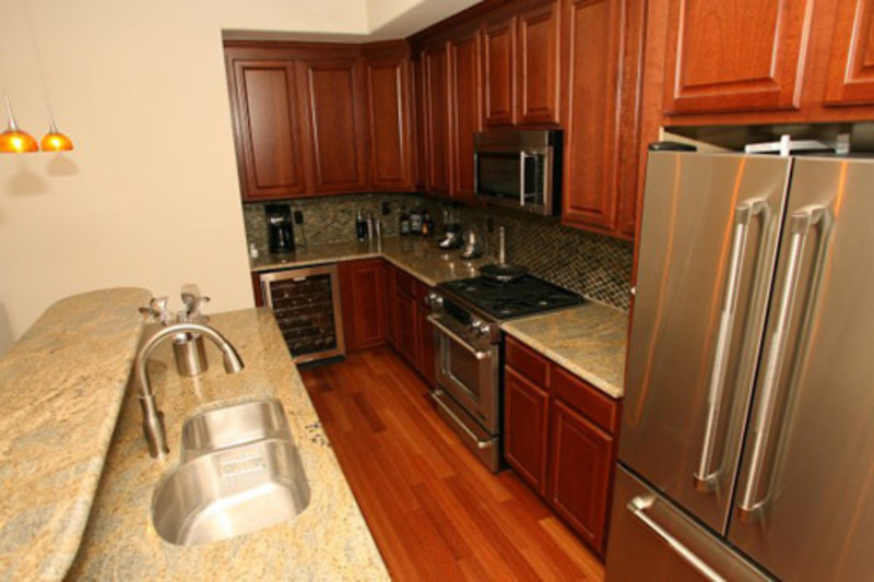 A Tiny Condo Kitchen Remodel, Small Kitchen Design & Small Kitchen Remodel Are An Acquired Skill