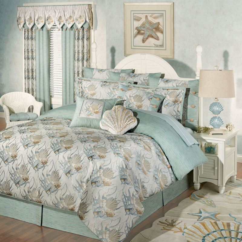Bedspreads And Comforters, Coastal Bedding, Comforters, Quilts, Bedspreads