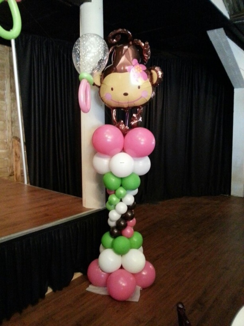 Farm Animal Balloon Columns, 1000 Best Balloon Creations Images On Pinterest
