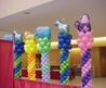 87 Best Balloon Columns Images On Pinterest