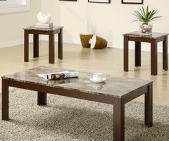 """Malta"" Coffee Table Set Los Angeles"