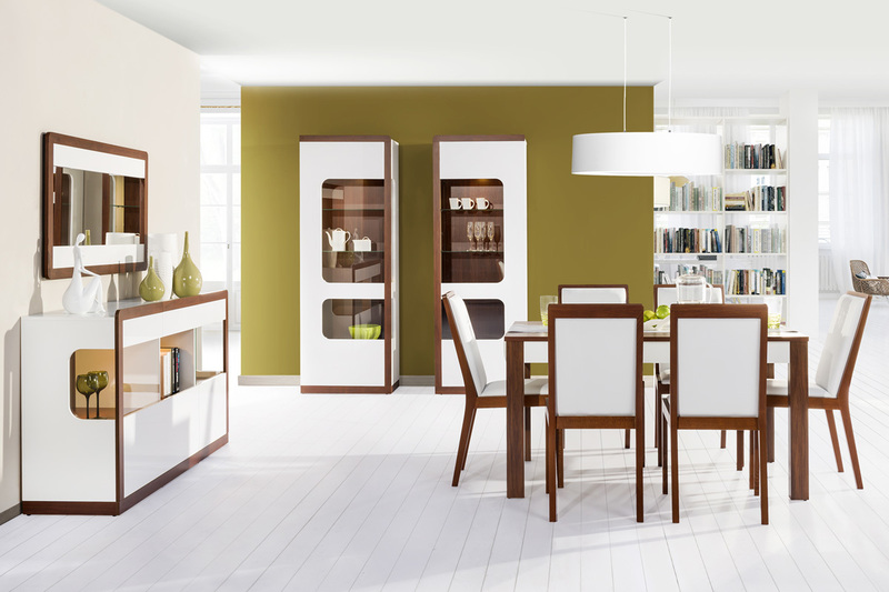 Furniture Malta Tsbles Modern, Malta Szynaka Dining Room Furniture Set. Polish Szynaka Modern Furniture In London, United Kingdom
