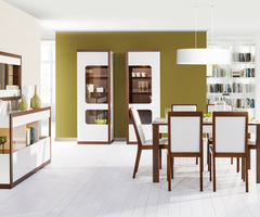 Malta Szynaka Dining Room Furniture Set. Polish Szynaka Modern Furniture In London, United Kingdom
