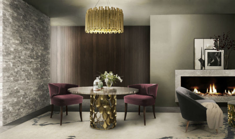 dining room interior design with modern dining tables dining room