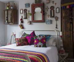 Best 10+ Eclectic Bedrooms Ideas On Pinterest