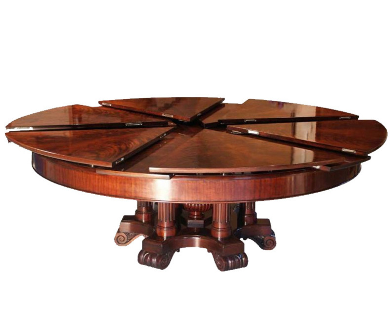 Round Table, Fletcher Capstan