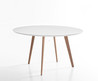 Buy The Arper Gher Round Table At Nest.Co.Uk