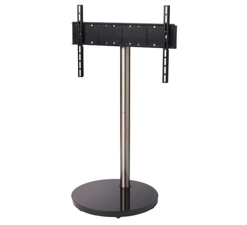 Tv Furniture For Flat Screens, Flat Screen Tv Stand With Round Base