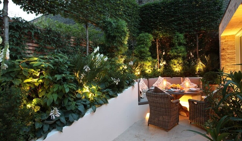 Outdoor Patio Fixtures, Attractive Outdoor Led Flood Light Fixtures — All Home Design Ideas