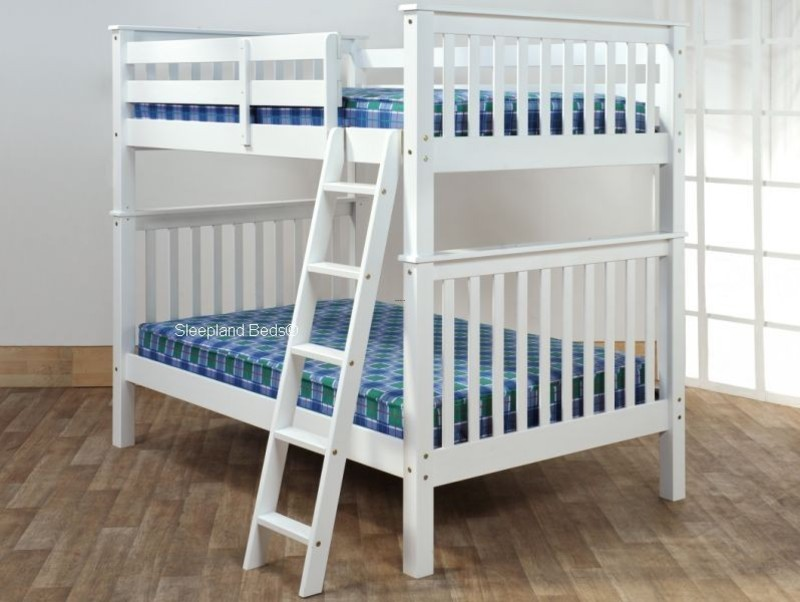 Girls Bunk Beds With Double Bed On Bottom, Double Bed Bunk Beds – Buyers Guide