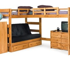 Twin Over Full Bunk & Loft Beds You'll Love