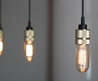 Hooked Lighting Fixtures Collection By Buster+Punch »  Retail Design Blog