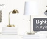 Lighting & Lighting Fixtures