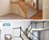 Top 25+ Best Painted Stair Railings Ideas On Pinterest