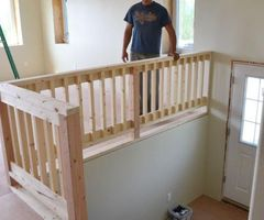 22 Best How To Build A Deck Railing Images On Pinterest
