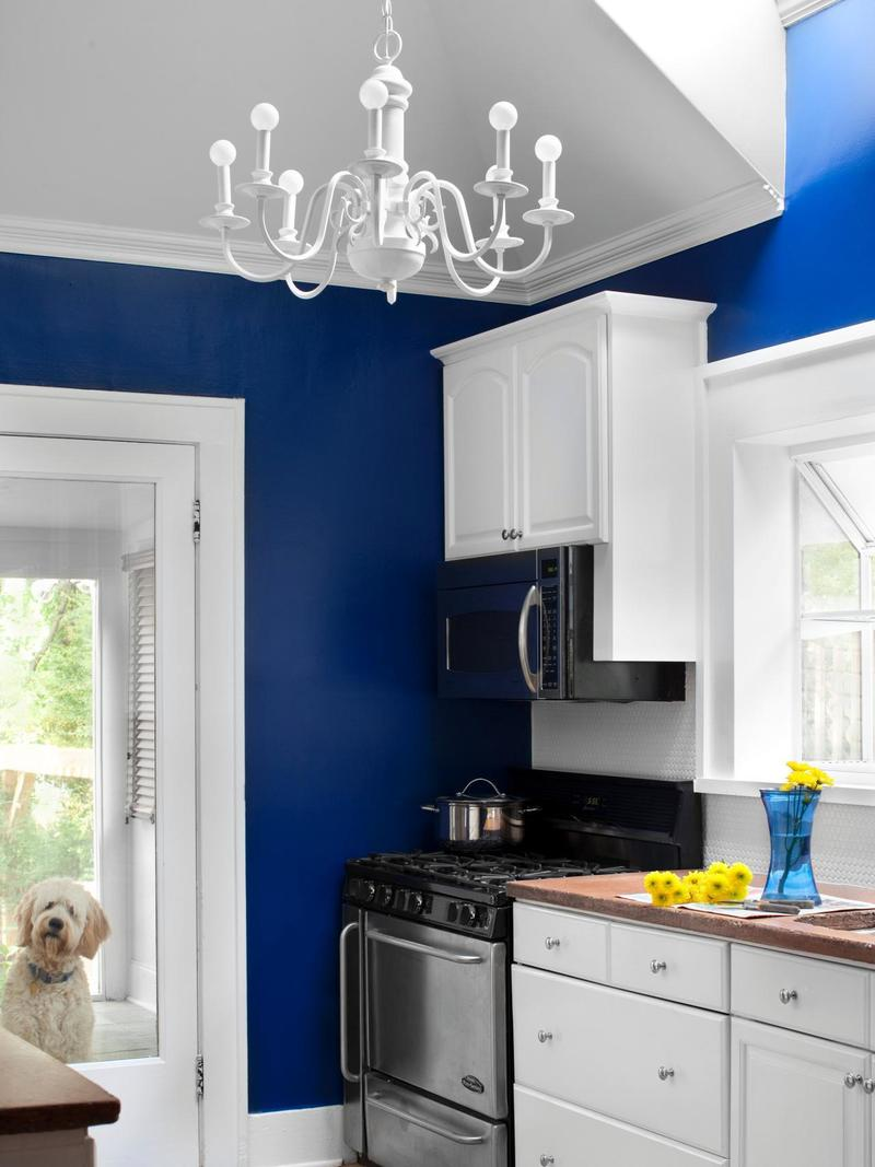 Colors For Kitchen Walls, Paint Colors For Small Kitchens