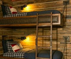 Best 25+ Farmhouse Bunk Beds Ideas On Pinterest