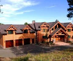 Custom Log Homes In Pagosa Springs